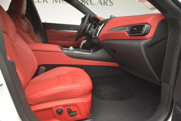 New 2019 Maserati Levante S Q4 GranSport for sale $104,125 at Alfa Romeo of Greenwich in Greenwich CT 06830 24