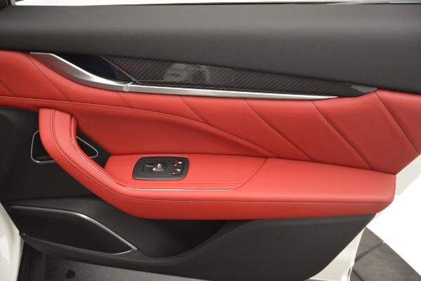 New 2019 Maserati Levante S Q4 GranSport for sale $104,125 at Alfa Romeo of Greenwich in Greenwich CT 06830 26