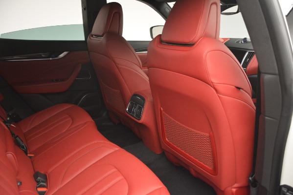 New 2019 Maserati Levante S Q4 GranSport for sale $104,125 at Alfa Romeo of Greenwich in Greenwich CT 06830 27