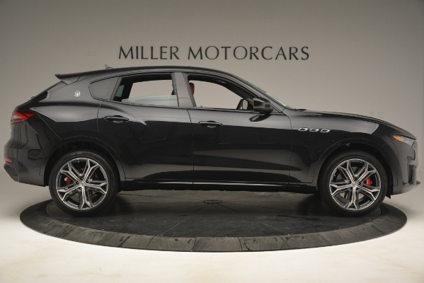 New 2019 Maserati Levante GTS for sale Sold at Alfa Romeo of Greenwich in Greenwich CT 06830 9
