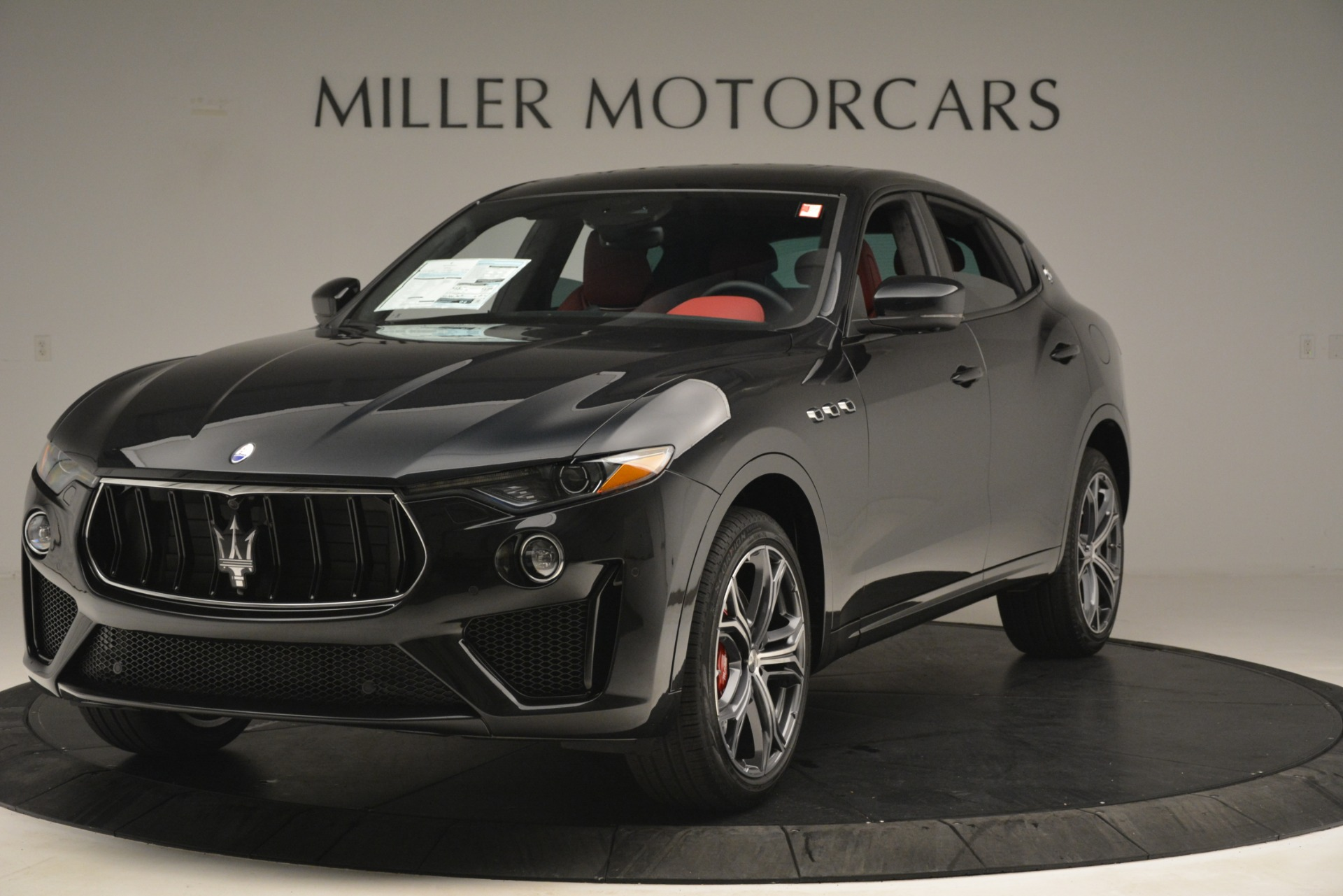 New 2019 Maserati Levante GTS for sale Sold at Alfa Romeo of Greenwich in Greenwich CT 06830 1