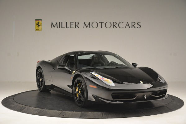 Used 2013 Ferrari 458 Spider for sale Sold at Alfa Romeo of Greenwich in Greenwich CT 06830 23