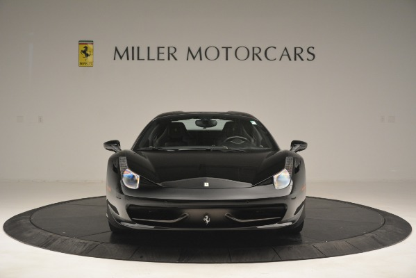 Used 2013 Ferrari 458 Spider for sale Sold at Alfa Romeo of Greenwich in Greenwich CT 06830 24