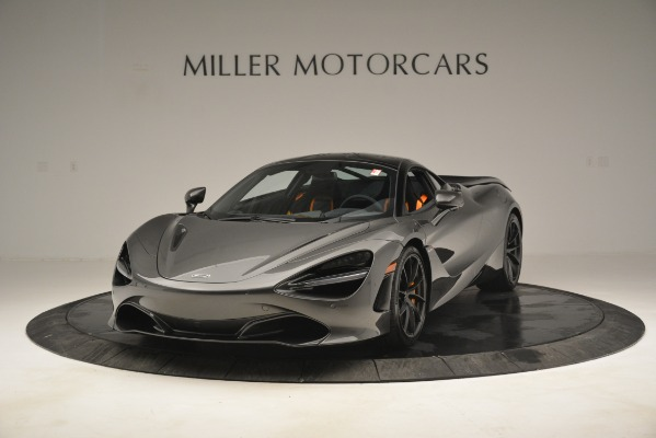 New 2019 McLaren 720S Coupe for sale Sold at Alfa Romeo of Greenwich in Greenwich CT 06830 2