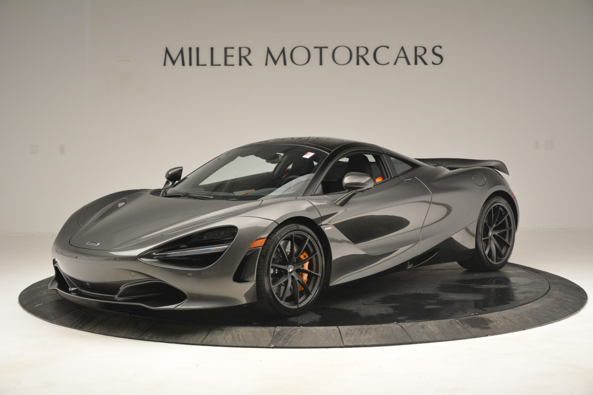 New 2019 McLaren 720S Coupe for sale Sold at Alfa Romeo of Greenwich in Greenwich CT 06830 1