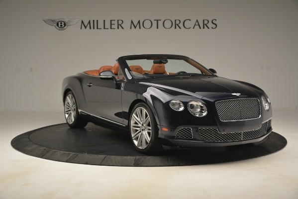 Used 2014 Bentley Continental GT Speed for sale Sold at Alfa Romeo of Greenwich in Greenwich CT 06830 11