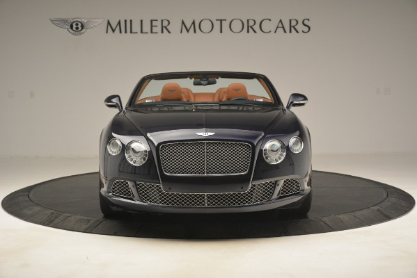 Used 2014 Bentley Continental GT Speed for sale Sold at Alfa Romeo of Greenwich in Greenwich CT 06830 12