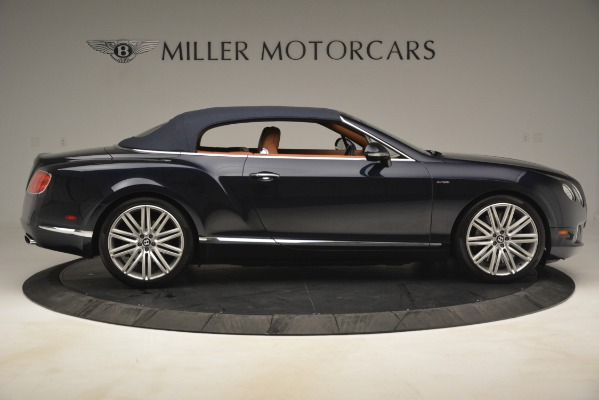 Used 2014 Bentley Continental GT Speed for sale Sold at Alfa Romeo of Greenwich in Greenwich CT 06830 17