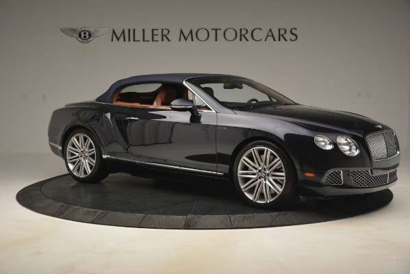 Used 2014 Bentley Continental GT Speed for sale Sold at Alfa Romeo of Greenwich in Greenwich CT 06830 18