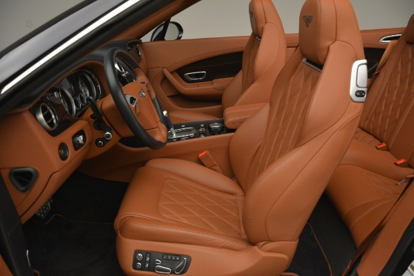 Used 2014 Bentley Continental GT Speed for sale Sold at Alfa Romeo of Greenwich in Greenwich CT 06830 22