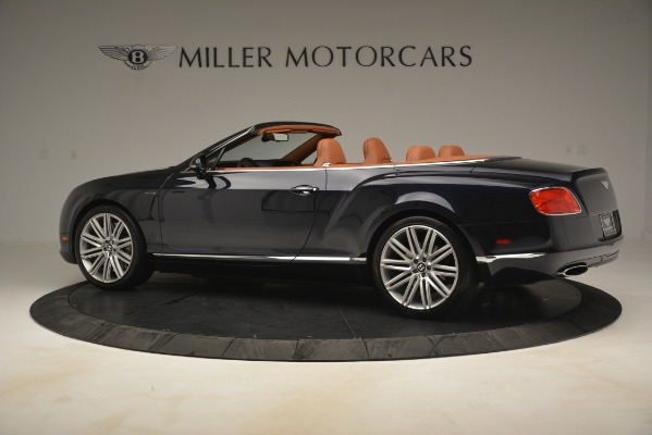 Used 2014 Bentley Continental GT Speed for sale Sold at Alfa Romeo of Greenwich in Greenwich CT 06830 4