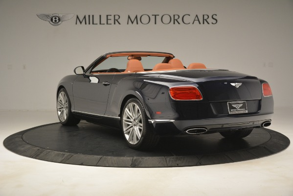 Used 2014 Bentley Continental GT Speed for sale Sold at Alfa Romeo of Greenwich in Greenwich CT 06830 5
