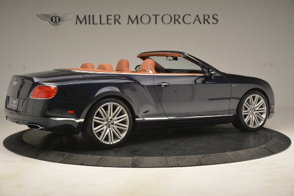 Used 2014 Bentley Continental GT Speed for sale Sold at Alfa Romeo of Greenwich in Greenwich CT 06830 8
