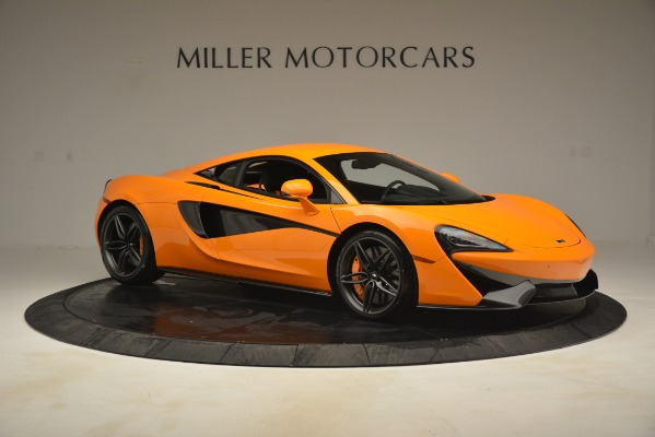 New 2019 McLaren 570S Coupe for sale Sold at Alfa Romeo of Greenwich in Greenwich CT 06830 10