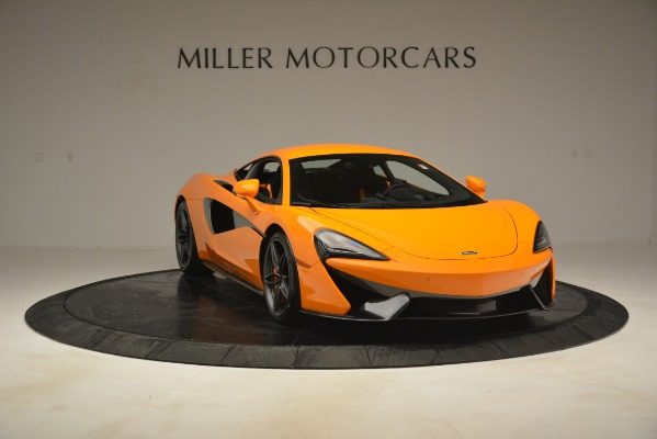 New 2019 McLaren 570S Coupe for sale Sold at Alfa Romeo of Greenwich in Greenwich CT 06830 11