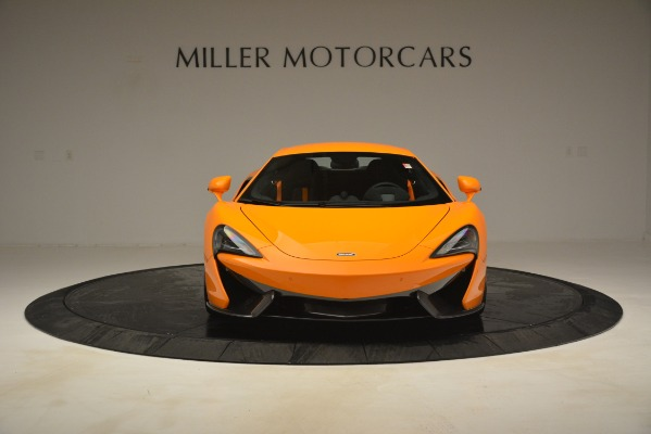 New 2019 McLaren 570S Coupe for sale Sold at Alfa Romeo of Greenwich in Greenwich CT 06830 12