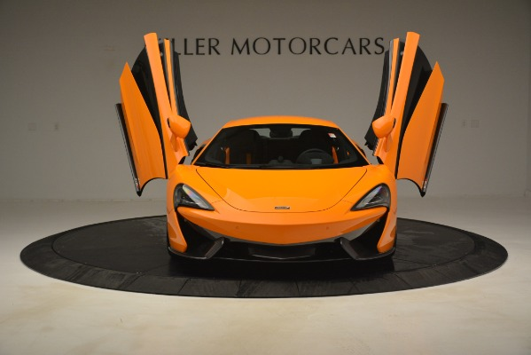 New 2019 McLaren 570S Coupe for sale Sold at Alfa Romeo of Greenwich in Greenwich CT 06830 13