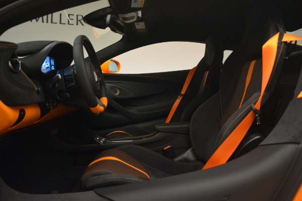 New 2019 McLaren 570S Coupe for sale Sold at Alfa Romeo of Greenwich in Greenwich CT 06830 17