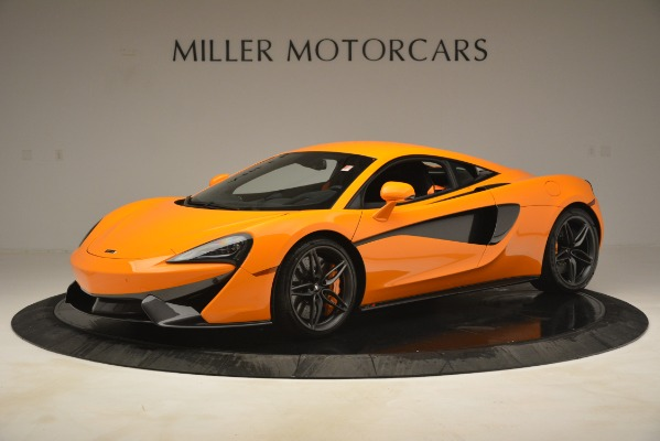 New 2019 McLaren 570S Coupe for sale Sold at Alfa Romeo of Greenwich in Greenwich CT 06830 2