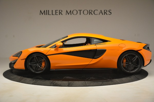 New 2019 McLaren 570S Coupe for sale Sold at Alfa Romeo of Greenwich in Greenwich CT 06830 3
