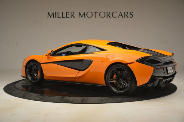 New 2019 McLaren 570S Coupe for sale Sold at Alfa Romeo of Greenwich in Greenwich CT 06830 4