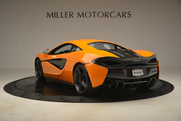 New 2019 McLaren 570S Coupe for sale Sold at Alfa Romeo of Greenwich in Greenwich CT 06830 5