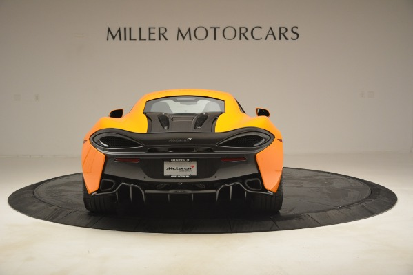 New 2019 McLaren 570S Coupe for sale Sold at Alfa Romeo of Greenwich in Greenwich CT 06830 6