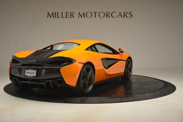 New 2019 McLaren 570S Coupe for sale Sold at Alfa Romeo of Greenwich in Greenwich CT 06830 7
