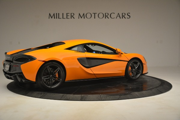 New 2019 McLaren 570S Coupe for sale Sold at Alfa Romeo of Greenwich in Greenwich CT 06830 8