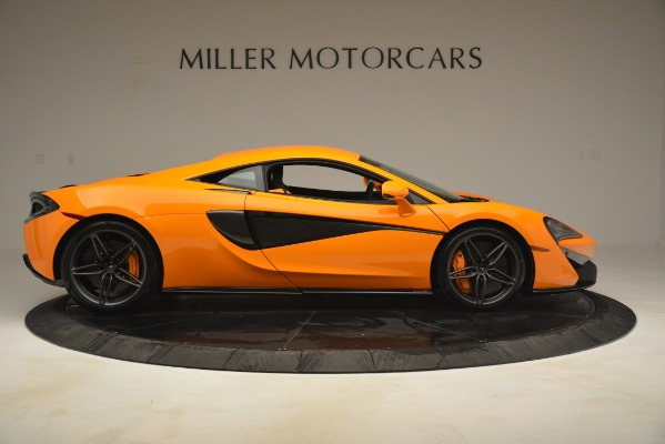 New 2019 McLaren 570S Coupe for sale Sold at Alfa Romeo of Greenwich in Greenwich CT 06830 9