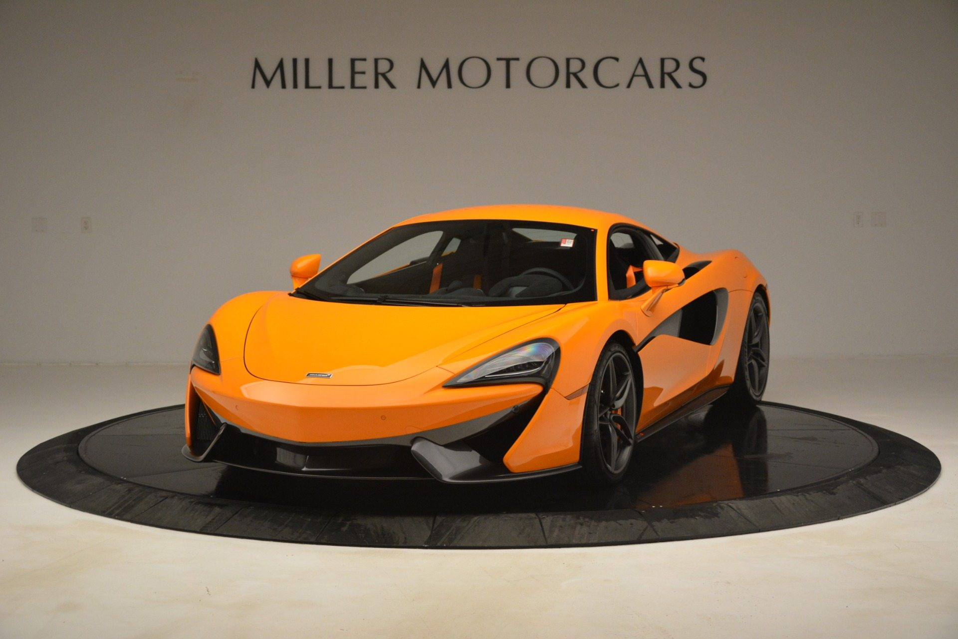New 2019 McLaren 570S Coupe for sale Sold at Alfa Romeo of Greenwich in Greenwich CT 06830 1