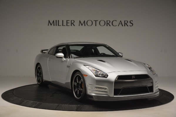 Used 2013 Nissan GT-R Black Edition for sale Sold at Alfa Romeo of Greenwich in Greenwich CT 06830 11