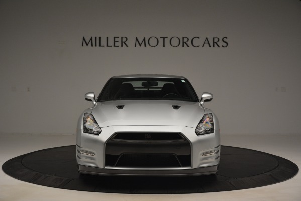 Used 2013 Nissan GT-R Black Edition for sale Sold at Alfa Romeo of Greenwich in Greenwich CT 06830 12