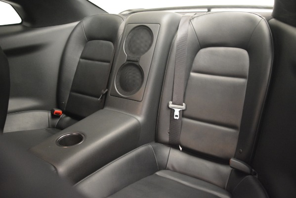 Used 2013 Nissan GT-R Black Edition for sale Sold at Alfa Romeo of Greenwich in Greenwich CT 06830 19
