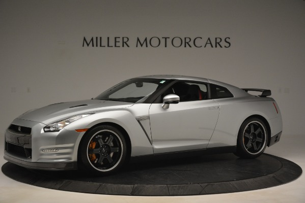 Used 2013 Nissan GT-R Black Edition for sale Sold at Alfa Romeo of Greenwich in Greenwich CT 06830 2