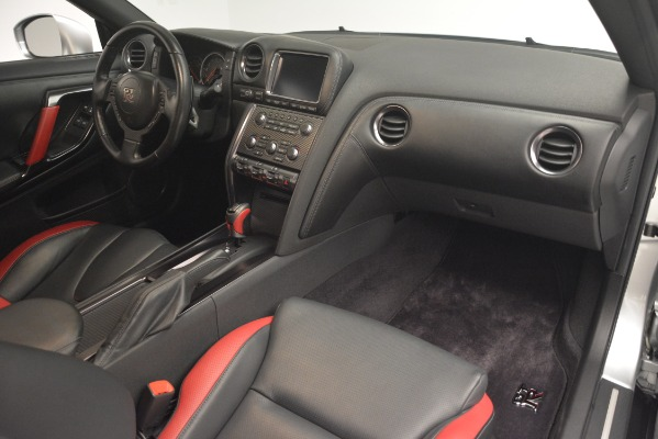Used 2013 Nissan GT-R Black Edition for sale Sold at Alfa Romeo of Greenwich in Greenwich CT 06830 20