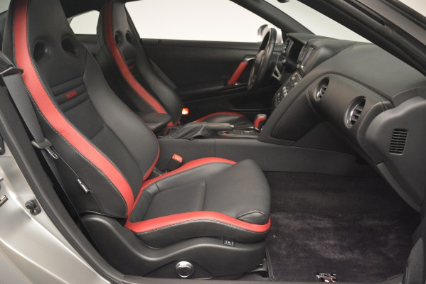 Used 2013 Nissan GT-R Black Edition for sale Sold at Alfa Romeo of Greenwich in Greenwich CT 06830 21