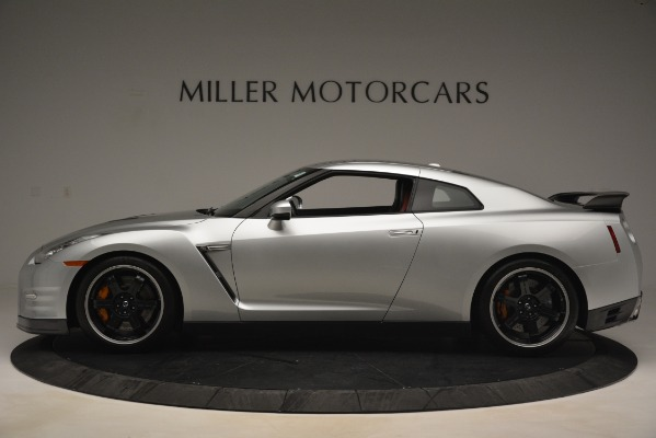 Used 2013 Nissan GT-R Black Edition for sale Sold at Alfa Romeo of Greenwich in Greenwich CT 06830 3