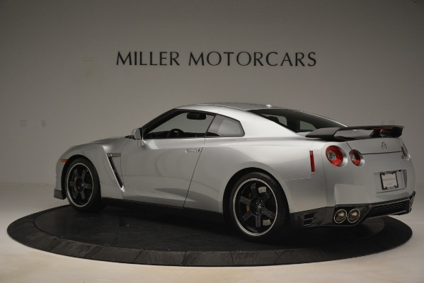 Used 2013 Nissan GT-R Black Edition for sale Sold at Alfa Romeo of Greenwich in Greenwich CT 06830 4