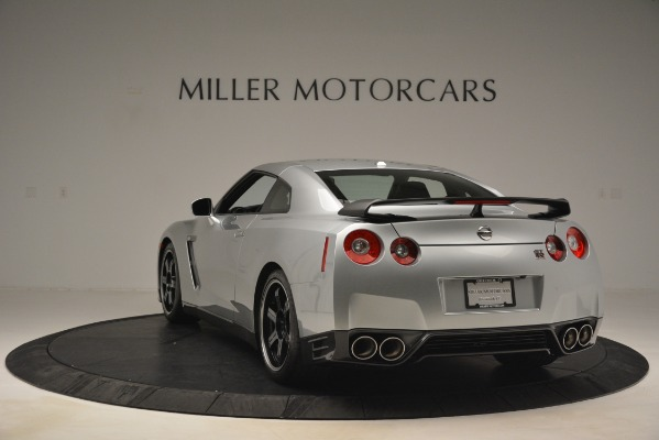 Used 2013 Nissan GT-R Black Edition for sale Sold at Alfa Romeo of Greenwich in Greenwich CT 06830 5
