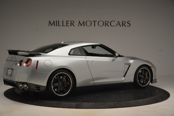 Used 2013 Nissan GT-R Black Edition for sale Sold at Alfa Romeo of Greenwich in Greenwich CT 06830 8