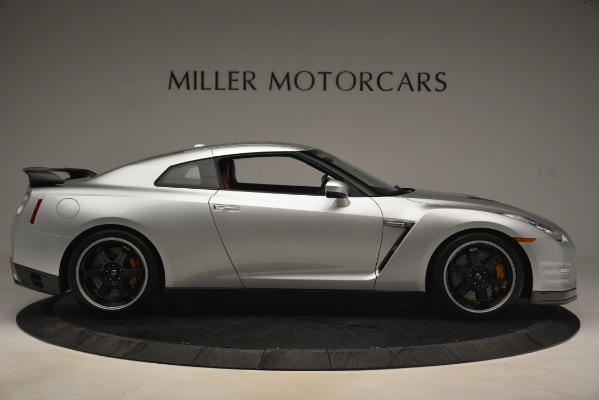 Used 2013 Nissan GT-R Black Edition for sale Sold at Alfa Romeo of Greenwich in Greenwich CT 06830 9