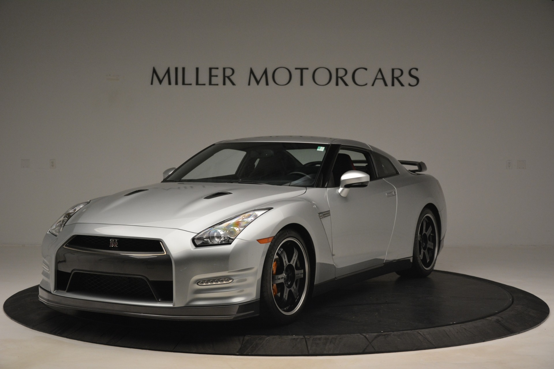 Used 2013 Nissan GT-R Black Edition for sale Sold at Alfa Romeo of Greenwich in Greenwich CT 06830 1