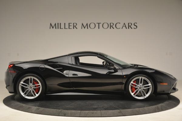 Used 2018 Ferrari 488 Spider for sale Sold at Alfa Romeo of Greenwich in Greenwich CT 06830 21