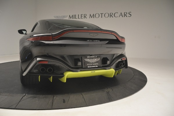 New 2019 Aston Martin Vantage Coupe for sale Sold at Alfa Romeo of Greenwich in Greenwich CT 06830 19