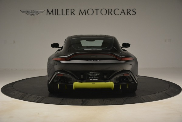 New 2019 Aston Martin Vantage Coupe for sale Sold at Alfa Romeo of Greenwich in Greenwich CT 06830 7