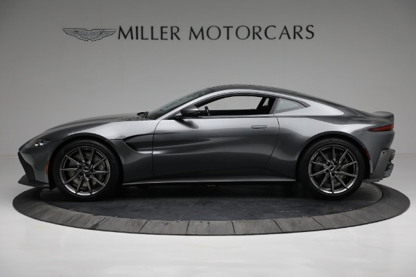 New 2019 Aston Martin Vantage Coupe for sale Sold at Alfa Romeo of Greenwich in Greenwich CT 06830 2
