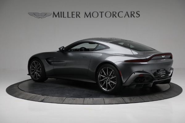 New 2019 Aston Martin Vantage Coupe for sale Sold at Alfa Romeo of Greenwich in Greenwich CT 06830 3