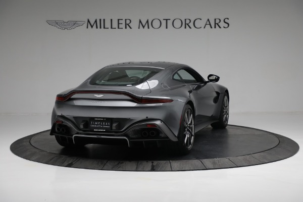 New 2019 Aston Martin Vantage Coupe for sale Sold at Alfa Romeo of Greenwich in Greenwich CT 06830 6