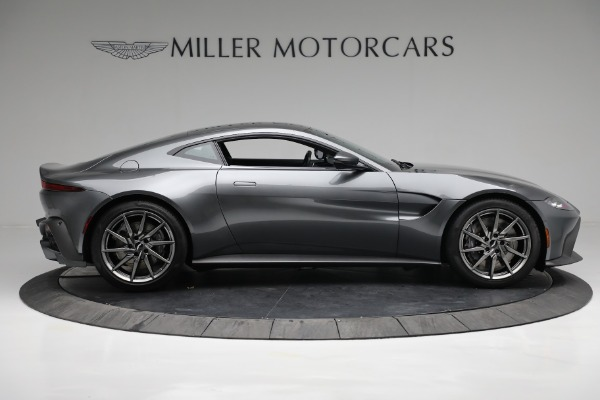 New 2019 Aston Martin Vantage Coupe for sale Sold at Alfa Romeo of Greenwich in Greenwich CT 06830 8